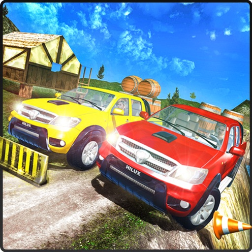 Hilux Offroad Drive