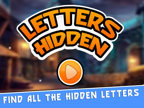 Hidden Letters : Find Alphabet screenshot 9