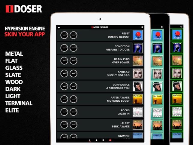 iDoser Premium 17+