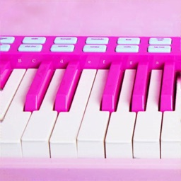 Magic Pink Piano