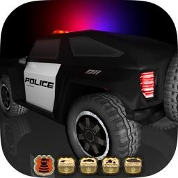 Police Chase Smash