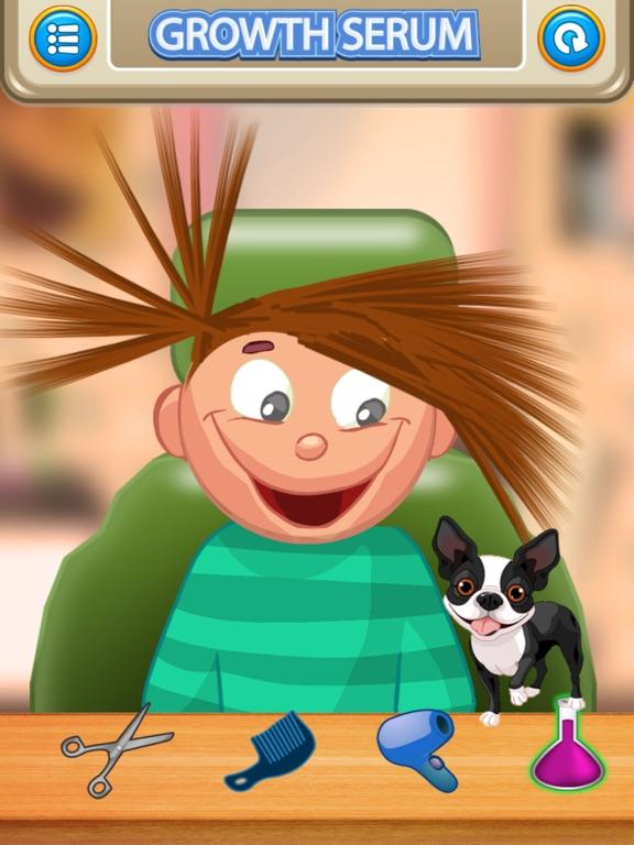 Crazy Hair Salon-ipad-3