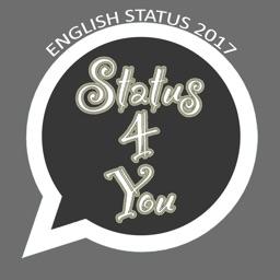 Status 4 You - English Status