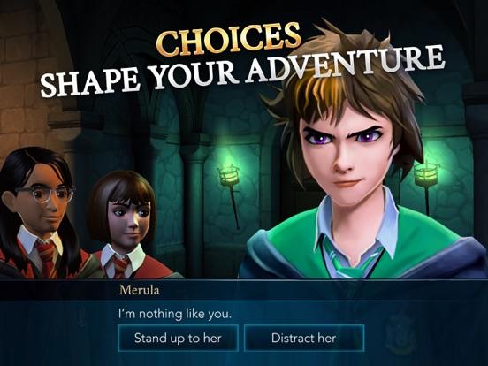Harry Potter: Hogwarts Mystery-ipad-7