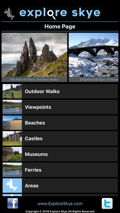Explore Skye - Visitors Guide screenshot-0
