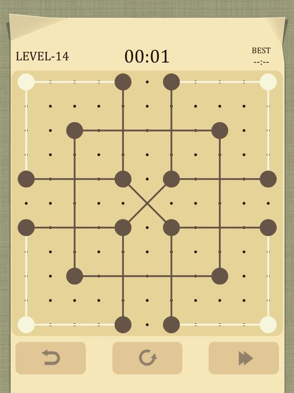 Cross Line! для iPad