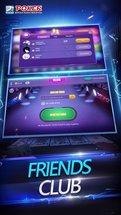 Boyaa Poker EN screenshot-3