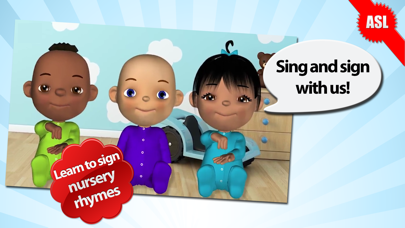 Baby Sign and Sing - ASL Nursery Rhymes-0