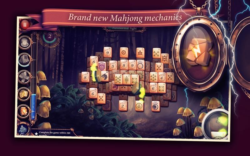 Screenshot #2 pour The Mahjong Huntress