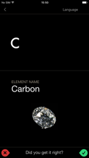 The elements flashcards on the app store screenshots urtaz Choice Image