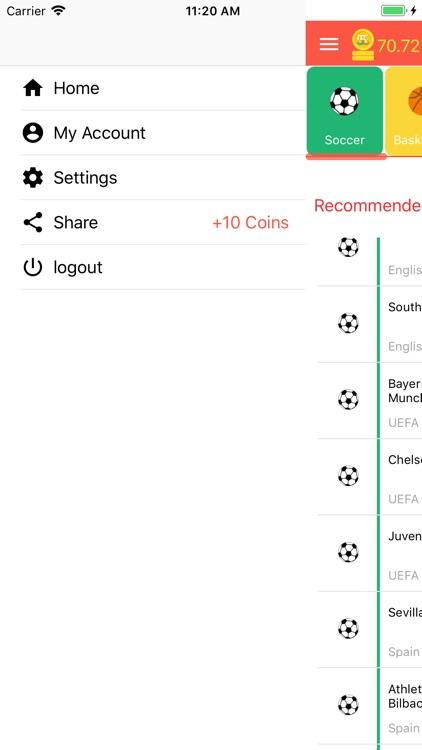 Bet555 - Live Sport Betting screenshot-3