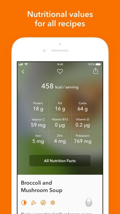 Veggie Meals screenshot-4