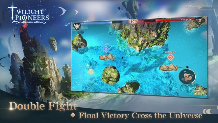 Twilight Pioneers:Dragon ARena screenshot-3