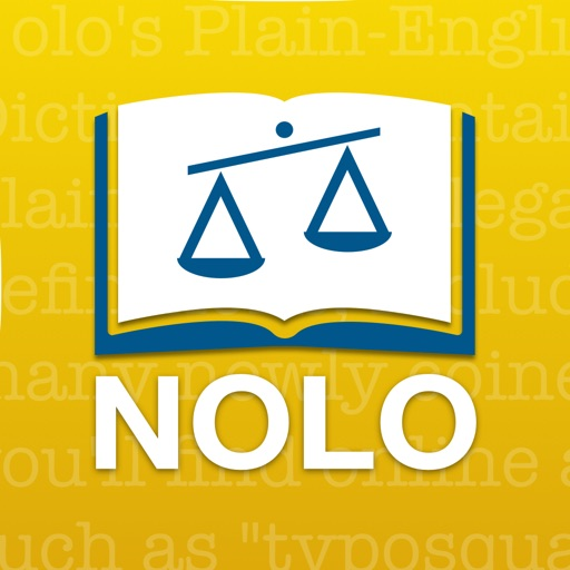 Nolo's English Law Dictionary