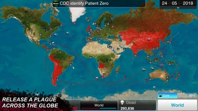 Plague Inc. iPhone