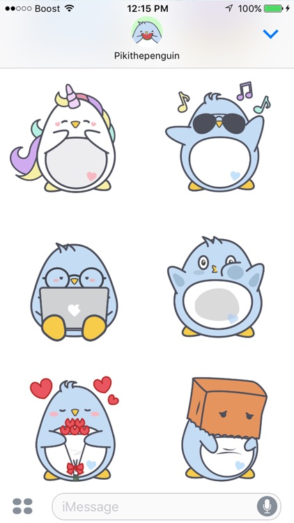 Piki Stickers screenshot-3