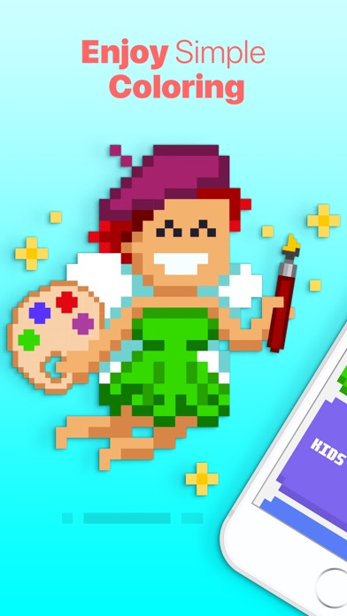 Pixy - Coloring by Numbers - by Tap2Play LLC - Entertainment ...