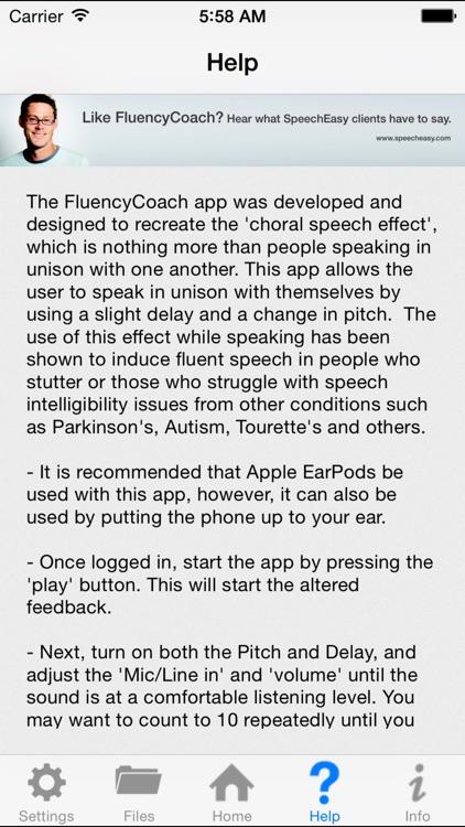 FluencyCoach screenshot-4