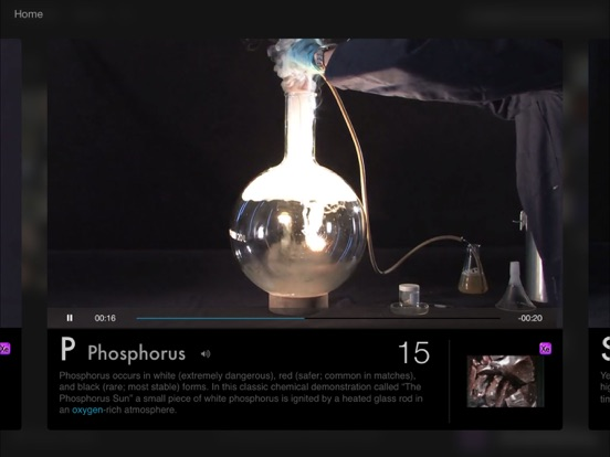 Screenshot #2 for The Elements in Action