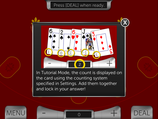 Card Counter screenshot