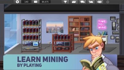 Screenshot 2 Blockchain: Miners