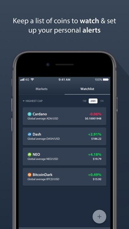 Delta Crypto Portfolio Tracker screenshot-6