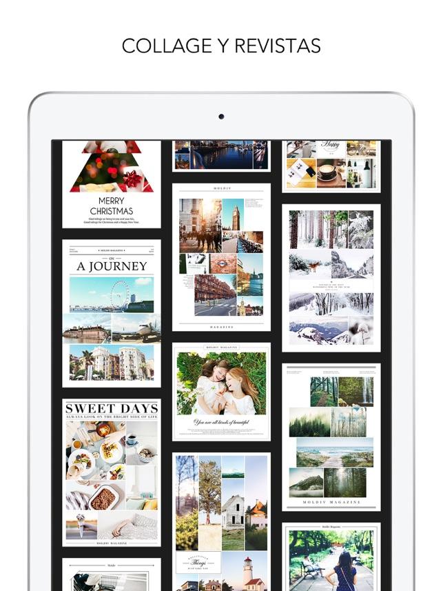 MOLDIV - Editor de fotos en App Store