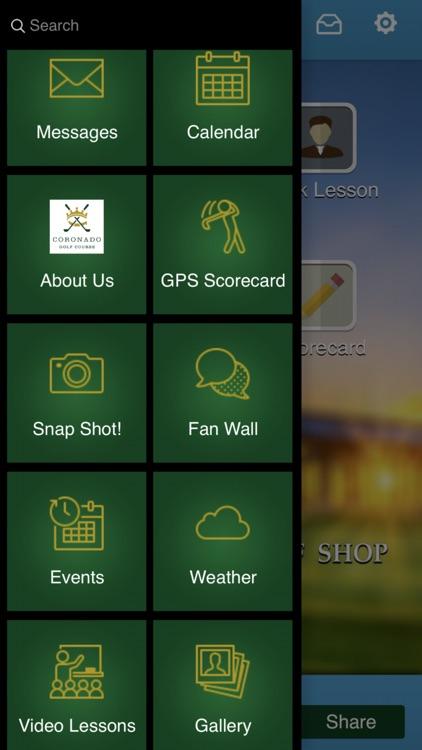 Coronado Golf Course screenshot-4