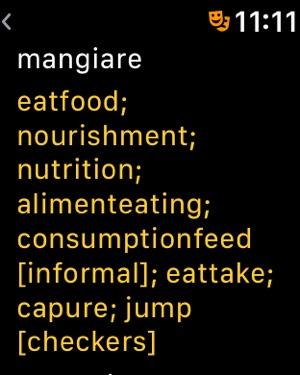 Italian Dictionary Tran On The App Store