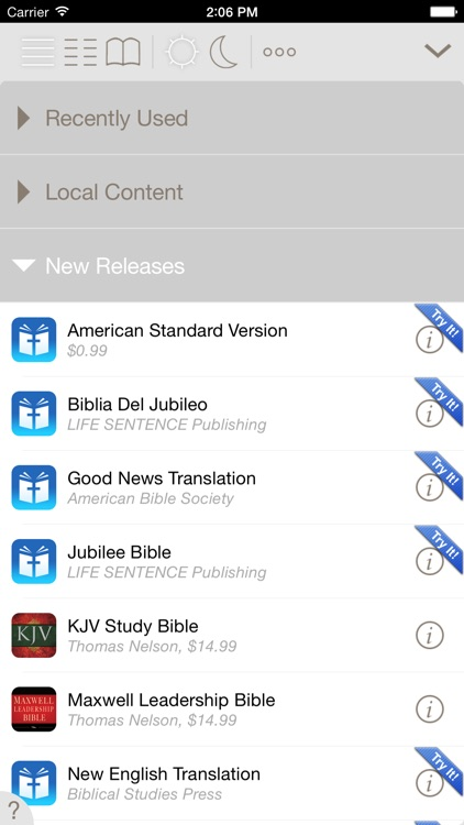 NIV Woman's Study Bible screenshot-3