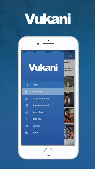Image of Vukani for iPhone