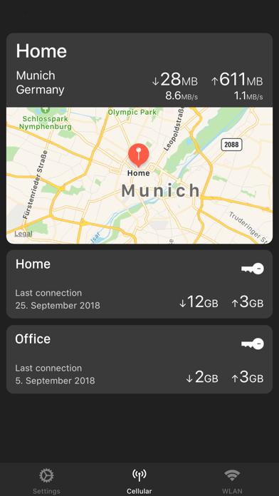 DataRocket Data Usage Monitorのおすすめ画像5