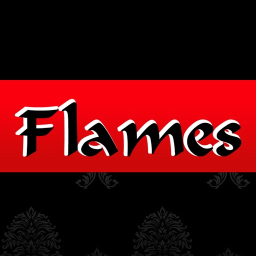 Flames Stone