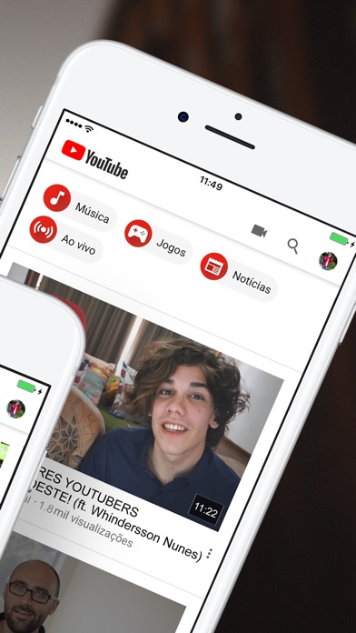 Baixar YouTube para Android