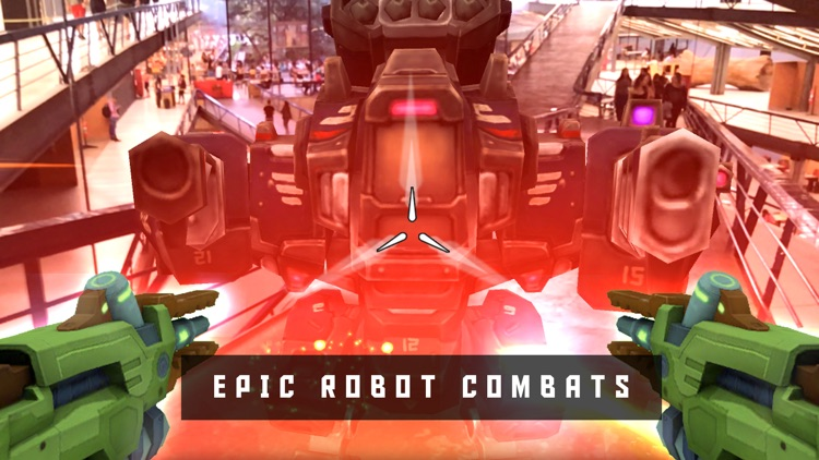 Army of Robots screenshot-3
