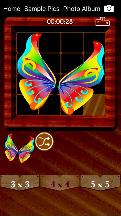 Sliding Puzzle Mania - Premium screenshot 3