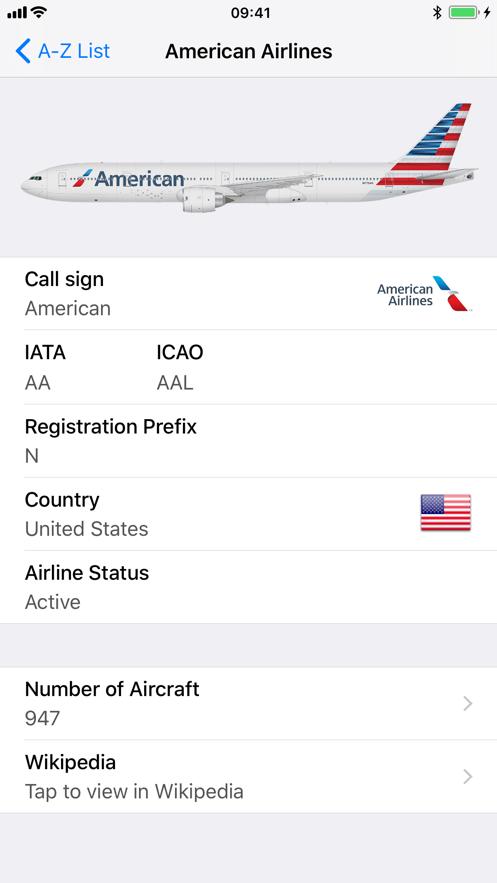 Airline Finder App 截图