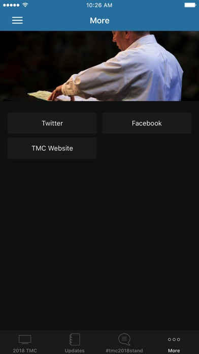 TMC Together We... App screenshot 3