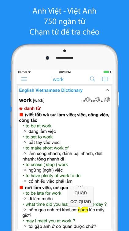 Vietnamese Dictionary Dict Box