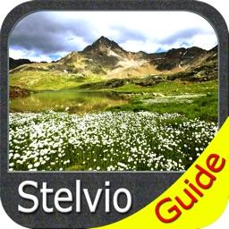 Stelvio National Park - GPS Map Navigator