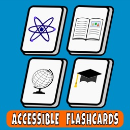 Accessible flash cards
