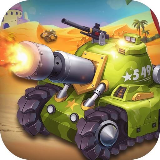 四方坦克大战