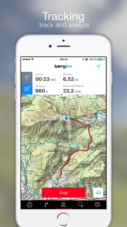 bergfex Tours & GPS Tracking screenshot-3