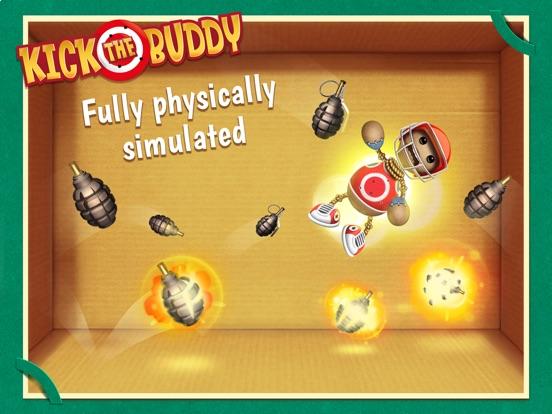 Image of Kick the Buddy for iPad