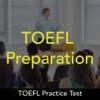 Dipen Patel - TOEFL Practice   TOEFL Test  artwork