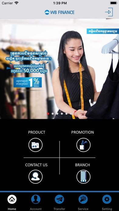 Screenshot for WBF KH in Japan App Store