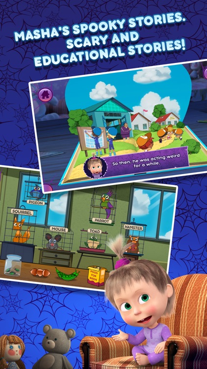 Kids Corner: Tales and Games screenshot-0