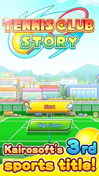 Tennis Club Story screenshot-4