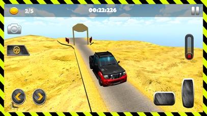 OffRoad Extreme Car Stunts 3D screenshot 3