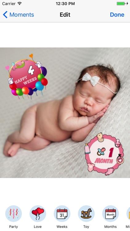 Baby Photo Editor screenshot-3